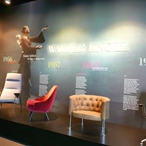 Walter Knoll at iSaloni salonedelmobile Milan Design Week
