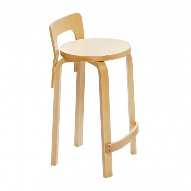 Artek K65 Bar Chair