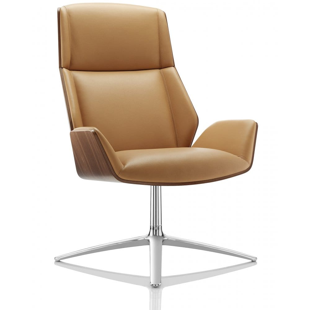 Boss kruze lounge chair for Working chair design