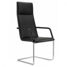 Brunner FinaSoft Conference Cantilever Chair