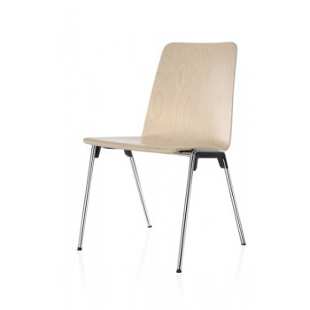 Brunner Hero Stacking Chair