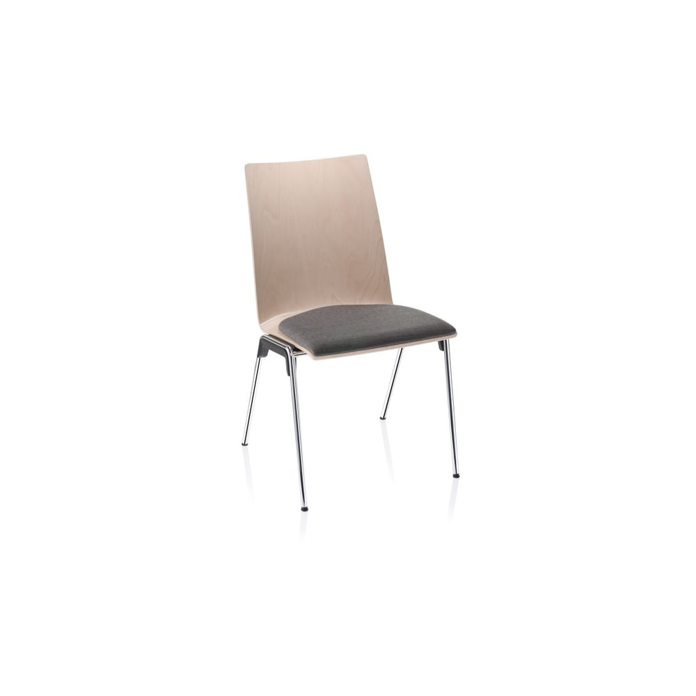 Brunner Hero Stacking Chair