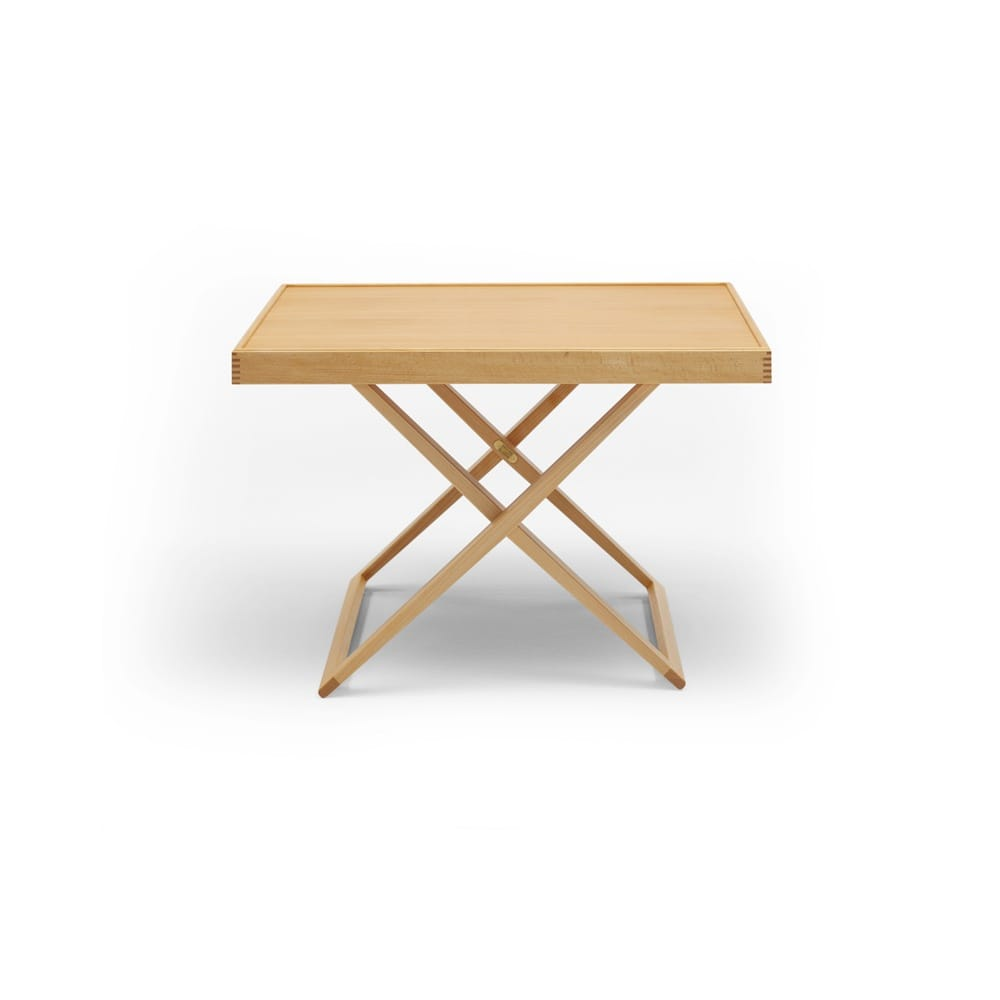 Carl Hansen Mk98860 Folding Coffee Table