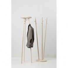 Cascando Twist Coat Stand