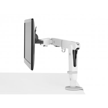 CBS Ollin Monitor Arm - White - Stock