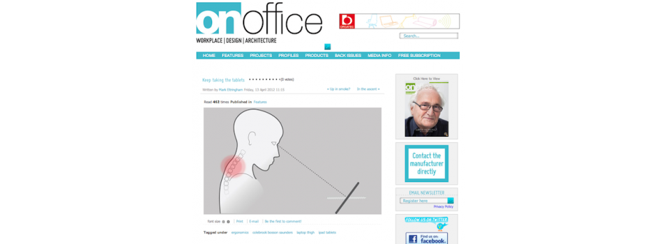 Wellworking in OnOffice Magazine