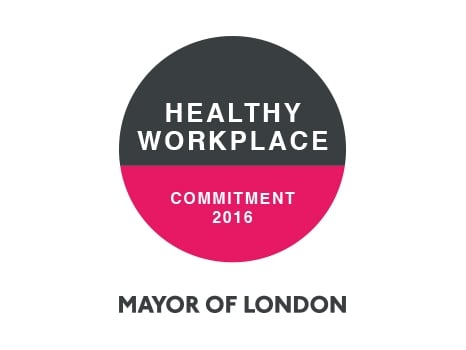 London Helathy Workplace Charter April 2016