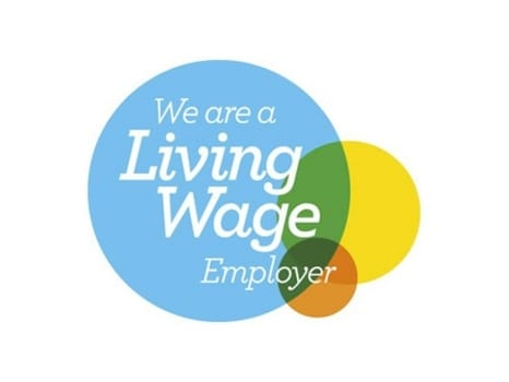 Wellworking receives accreditation as a Living Wage Employer – April 2016