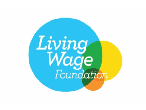 Wellworking celebrate one year anniversary with Living Wage Foundation