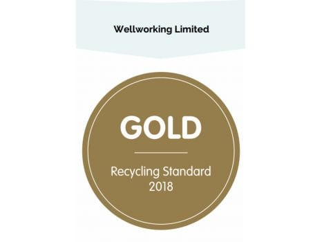 Wellworking Receive First Mile Recycling Certificate - 2019