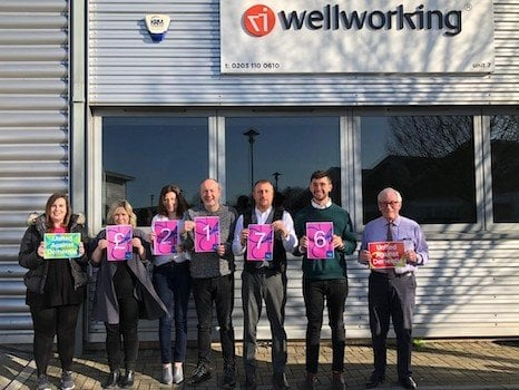 Wellworking, Making A Difference 2019