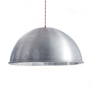 Deadgood Raw Spun Pendant Light
