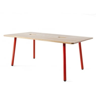 Deadgood Working Girl Large Table