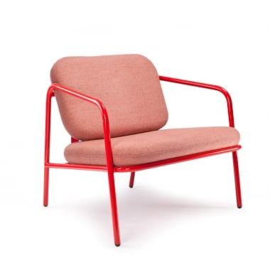 Deadgood Working Girl Lounge Chair