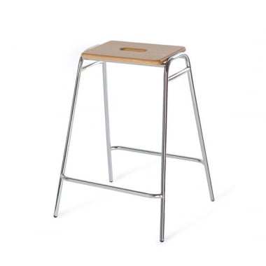 Deadgood Working Girl Stool