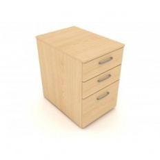 Elite 3 Drawer Mobile Pedestal