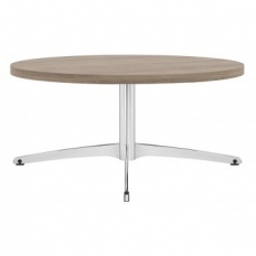 Elite Cascara Round Coffee Table
