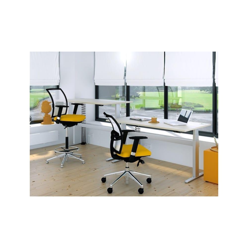 Elite I-Frame Electric Height Adjustable Desk