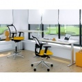 Elite I-Frame Electric Height Adjustable Desk
