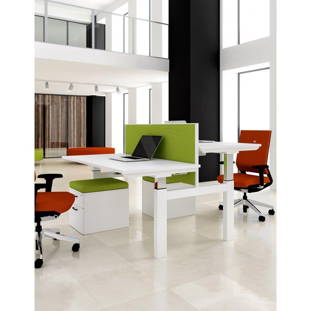 elite progress height adjustable desk. Black Bedroom Furniture Sets. Home Design Ideas