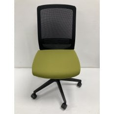 Elite Vida Mesh Back - Clearance Chair - No Arms - Ex-Demo Model