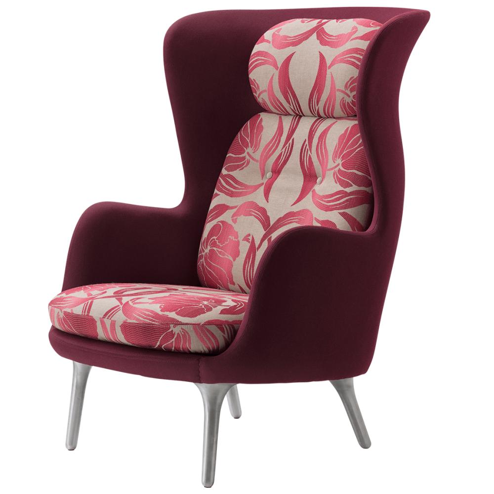 fritz hansen ro chair. Black Bedroom Furniture Sets. Home Design Ideas
