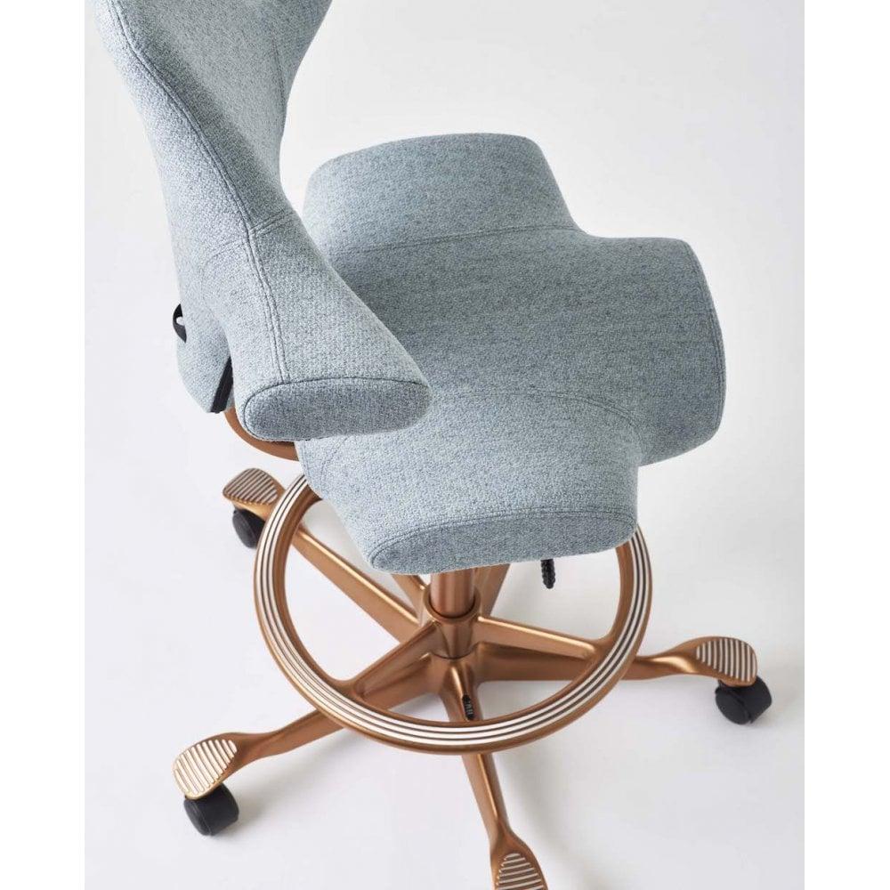 Hag Capisco 8106 8107 Copper Chair