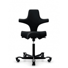HAG Capisco 8106 Black Stock Chair
