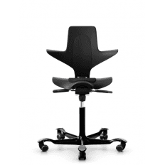HAG Capisco Puls 8010 Black Stock Chair