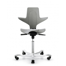HAG Capisco Puls 8010 Clay Stock Chair