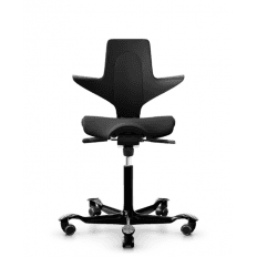 HAG Capisco Puls 8020 Black Stock Chair