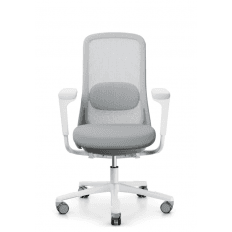 HAG SoFi Mesh Chair - Light Grey