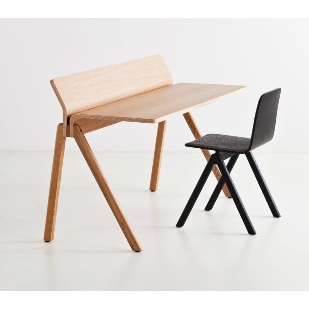 hay copenhague cph 190 plywood desk. Black Bedroom Furniture Sets. Home Design Ideas