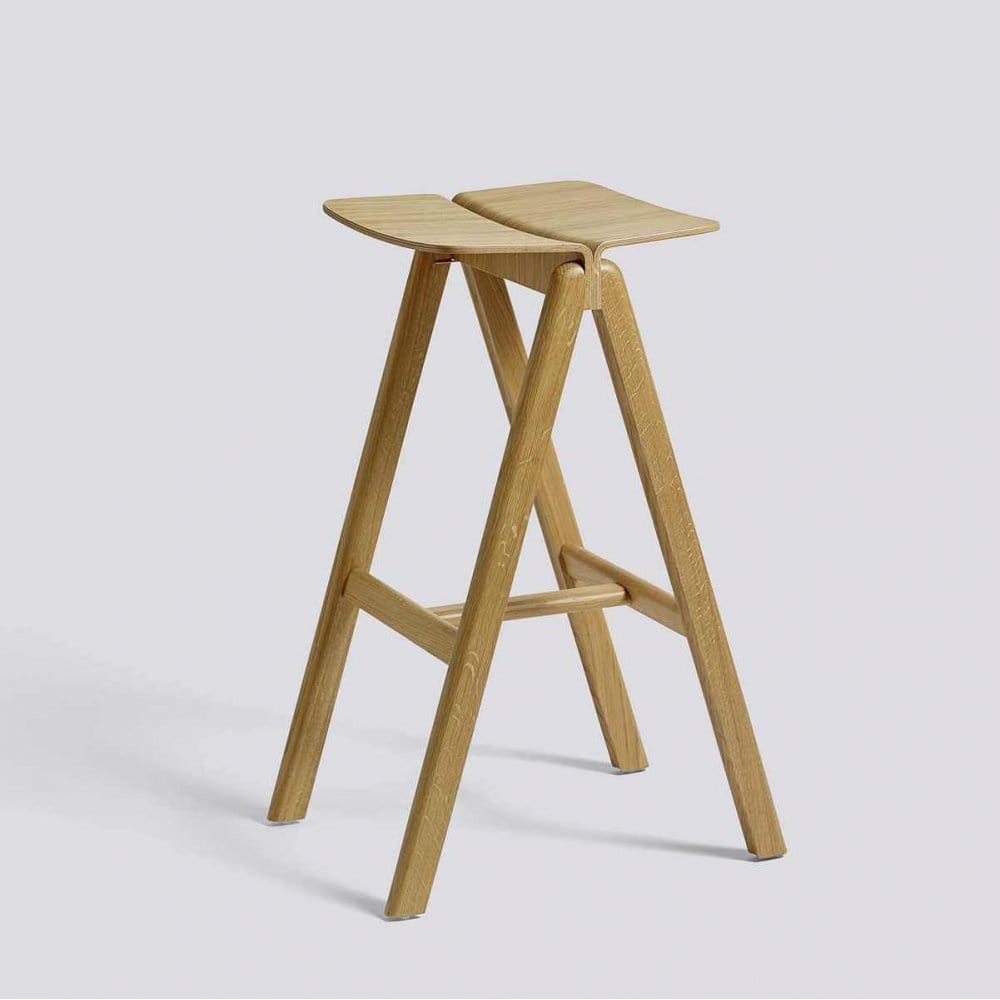 hay copenhague bar stool. Black Bedroom Furniture Sets. Home Design Ideas