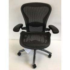 Herman Miller Aeron Chair - B Size - Classic Version - Clearance Ex-Demo Model