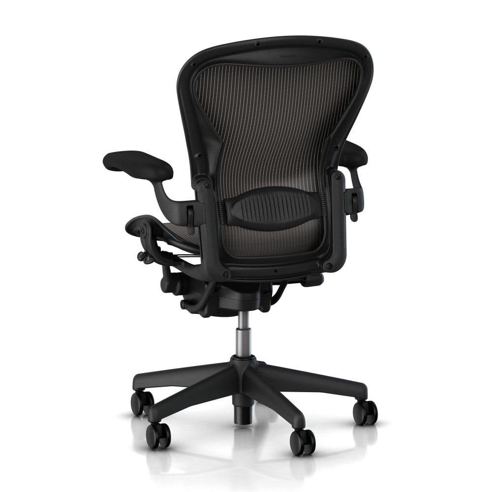 Herman miller aeron chair for Hermann muller chairs