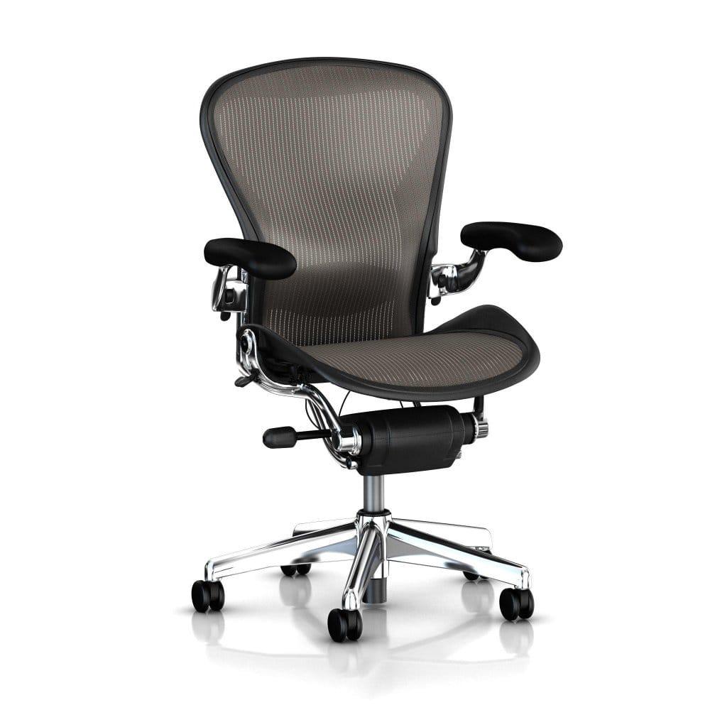 Aeron chair headrest - Herman Miller Aeron Chair