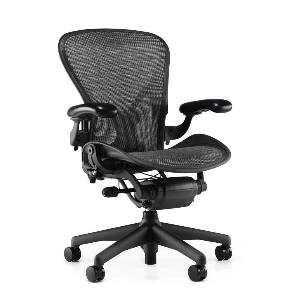 herman miller aeron chair precision. Black Bedroom Furniture Sets. Home Design Ideas
