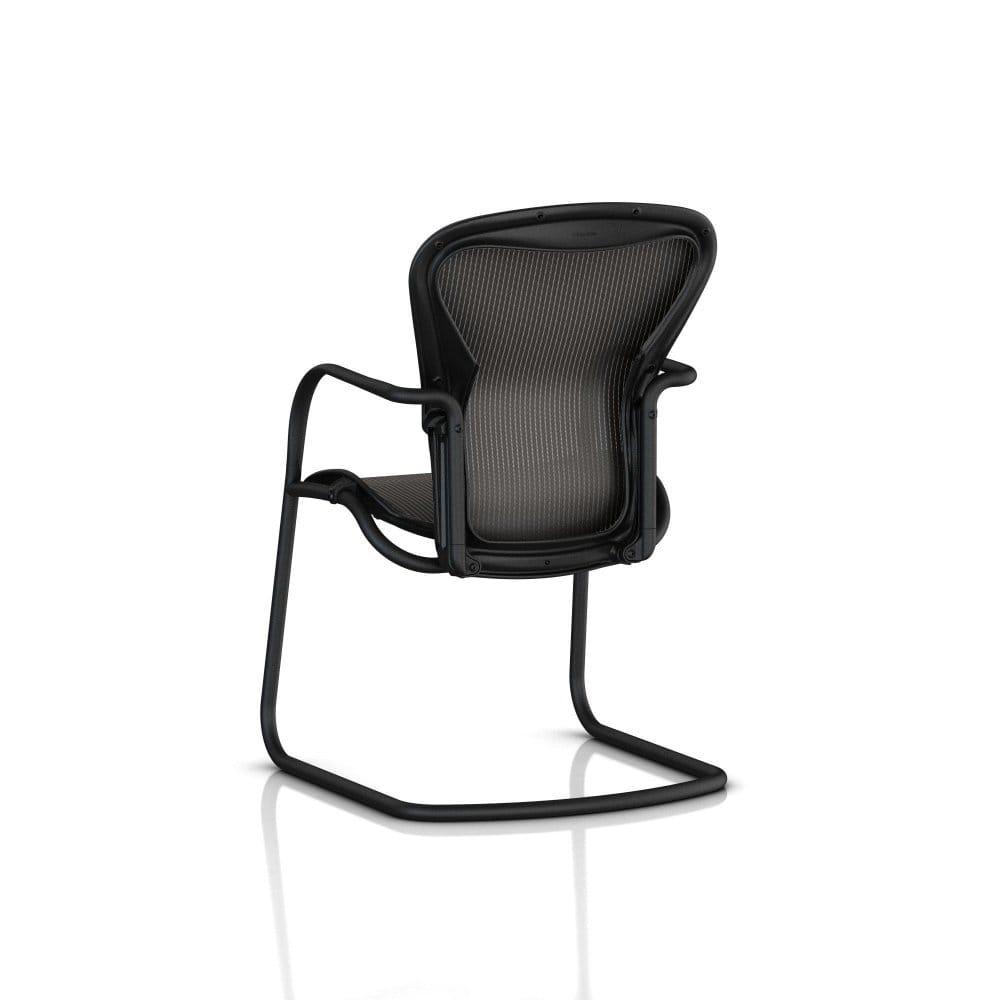 herman miller aeron visitors chair. Black Bedroom Furniture Sets. Home Design Ideas