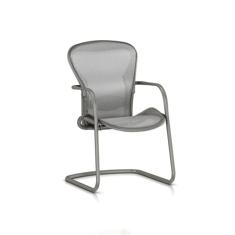 herman miller aeron visitors chair