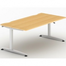 Herman Miller Alvar Lite Height Adjustable Desk