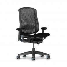 Herman Miller Celle Chair - Upholstered Seat - Precision