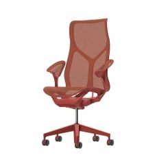 Herman Miller Cosm High Back Chair - Canyon - Clearance