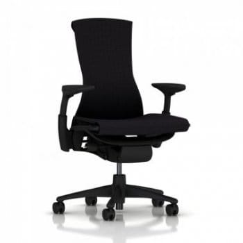 Herman Miller Embody Chair - Black - Precision