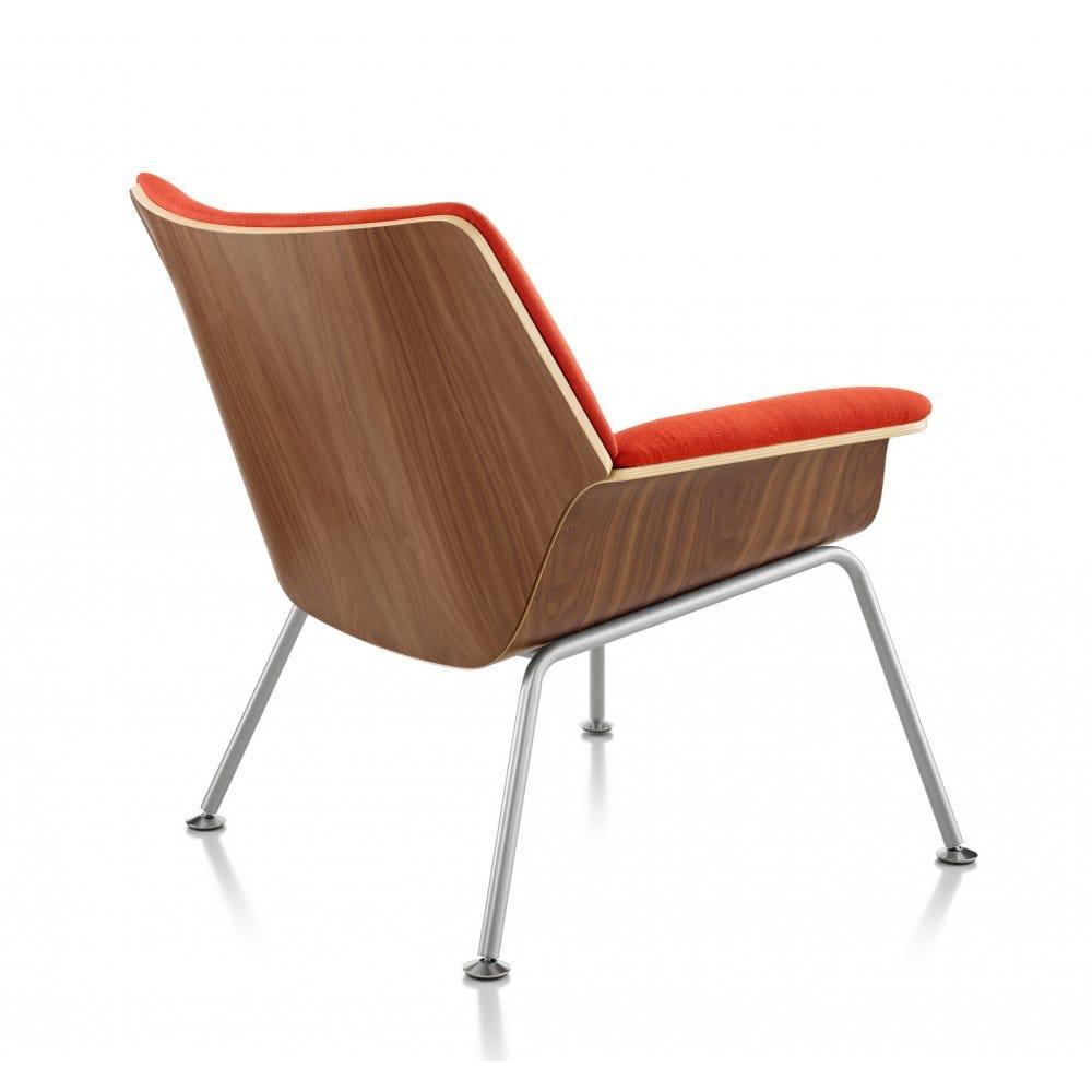 Herman miller swoop plywood chair for Hermann muller chairs