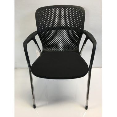 Herman Miller Keyn Chair Black - Clearance Chair - Ex-Demo Model