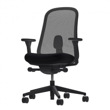 Herman Miller Lino Chair Black - Commercial - Precision