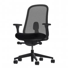 Herman Miller Lino Chair Black - Domestic - Precision