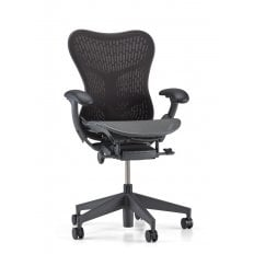Herman Miller Mirra 2 Chair Graphite - Precision
