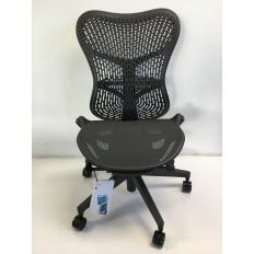 Herman Miller Mirra 2 Graphite - No Arms - Clearance Model